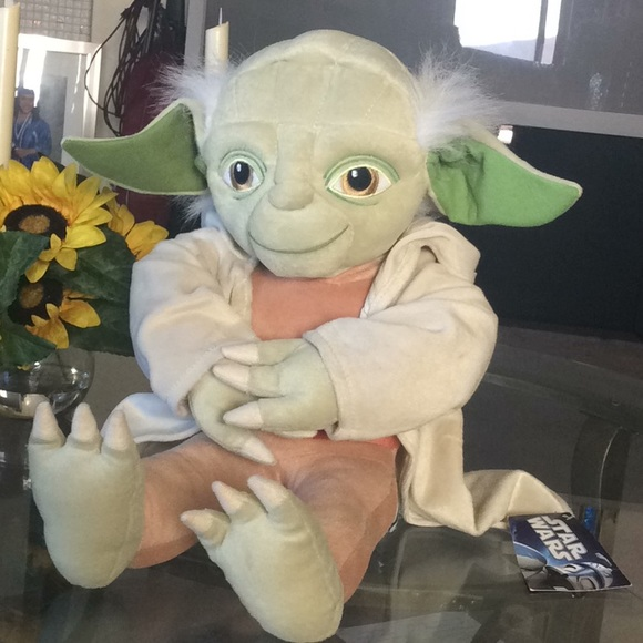 Star Wars Other - Star Wars Master Yoda Plushie